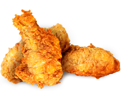 Precooked Fried Chicken Leg Png
